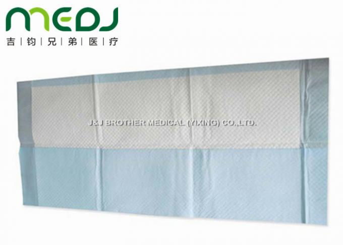 Customized Disposable Medical Underpads Dipaper Waterproof Foldable Sheet
