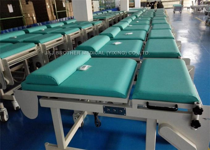 Powder Coated Gynecological Examination Table , Durable Stainless Steel Gyno Exam Table
