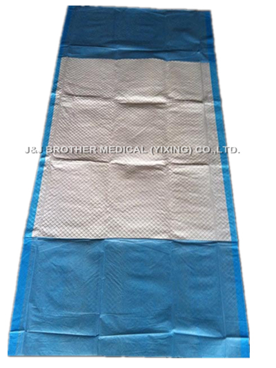 Breathable Disposable Medical Underpads Big Size Plus For Hospital Ward Cover