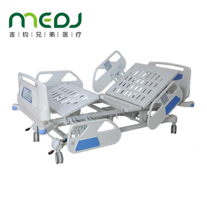 Healthcare Electrical Electric Hospital Bed Automatic Flip 5 Functions