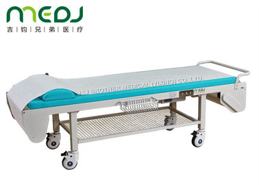 China Clinic Ultrasound Examination Table Sheet Auto Changing With Steel Frame supplier