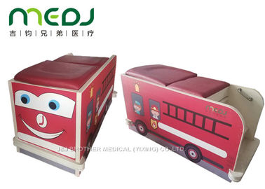 China Red Pediatric Examination Table MJSD03-07 Ambulance Shape 1800X750X950mm supplier