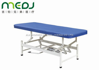 China Hydraulic Hospital Examination Table , MJSD07-07 Medical Treatment Bed supplier