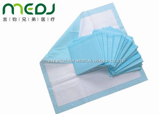 China 45X60cm Hospital Disposable Underpads Anti - Leakage Wash - Free Consumables supplier