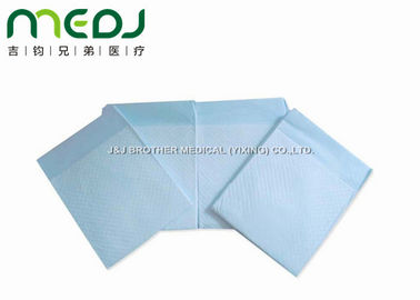China Customized Disposable Medical Underpads Dipaper Waterproof Foldable Sheet supplier
