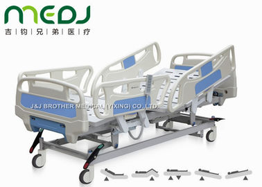 China Healthcare Electrical Electric Hospital Bed Automatic Flip 5 Functions supplier