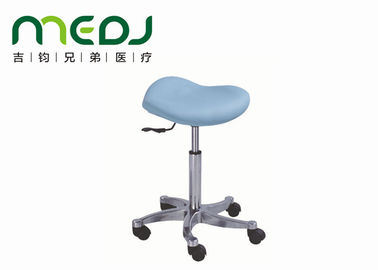 China Ergonomic Medical Exam Stool Light Blue Color MJYZ01-08 For Outpatient Doctor supplier
