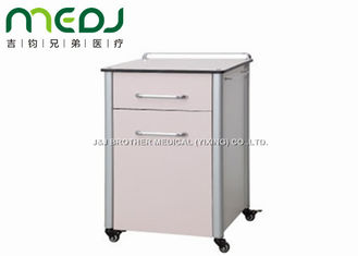 China Melamine Board Hospital Patient Lockers 520 Mm Height For Geracomium supplier