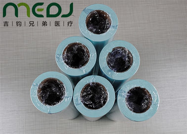 China Absorbent Durable Disposable Paper Roll For Massage / Clinic / Dental supplier