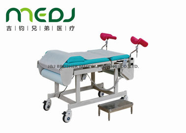 China Steel Frame Gynecological Examination Bed Remote Control Change Sheet supplier