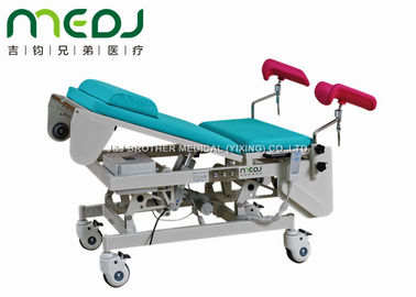 China Intelligent Gynecological Examination Table , Steel Obstetric Delivery Bed supplier