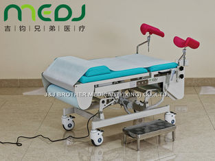 China Multipurpose Urology / Gynecological Exam Table Remote Control Stirrup Detachable supplier