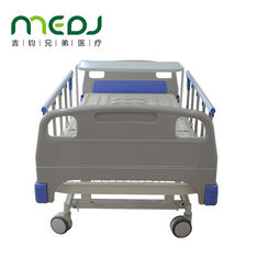 China Multi - Function Hand Crank Hospital Bed Manual Turn Over Adjustable supplier