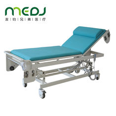 China Convenient Multi - Function Ultrasound Examination Table Made Of Carbon Steel supplier