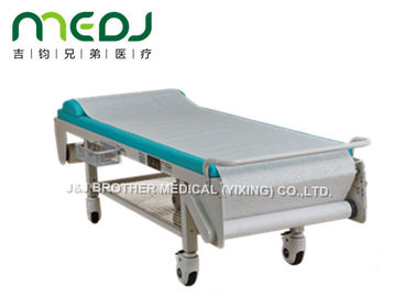 China Medical Ultrasound Examination Table , Auto Sheet Change Electric Exam Table factory