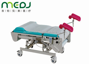 China Electric Gynecological Examination Table , MJSD03-02 Hospital Gynae Examination Couch factory