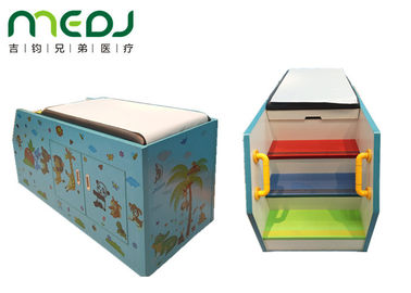 Immunizations Paediatric Examination Table Cartoon Pattern With Diposable Paper Roll