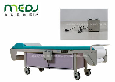 China Electric Treatment Ultrasound Examination Table With Coupling Heater factory