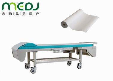 China Hospital Ultrasound Examination Table , Remote Control Echocardiography Exam Table factory