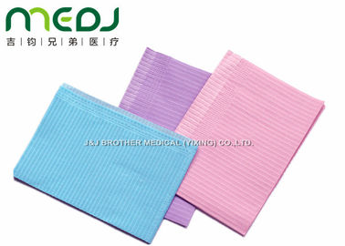 Tissue Paper Dental Disposable Bibs Professional Waterproof Multiple Ply