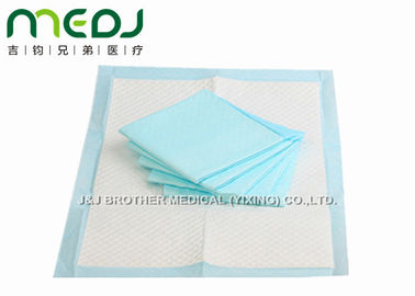 4 Ply Disposable Medical Underpads , Hospital Disposable Bed Sheets For Incontinence
