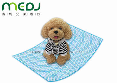 6 Ply Economic Disposable Absorbent Underpads Soft For Puppy Training
