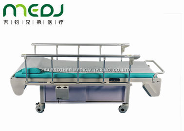 China Multifunctional Ultrasound Examination Table , Patient Exam Table With Protec Guardrail factory
