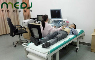 China Allergy Patient Examination Table Remote Control Treatment Bed With Electric Motor factory