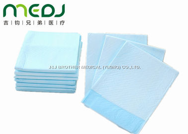Baby Disposable Medical Underpads , Anti - Leakage Disposable Bed Pads For Elderly