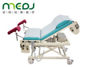 Height Adjuatable Gynecological Exam Table With Electric Power , Long Life
